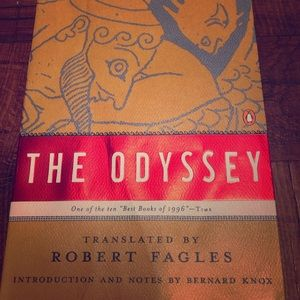 Other - The Odyssey book - Homer, translated by Robert F.